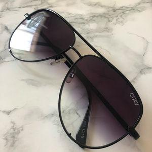 Quay x Desi Perkins 'High Key' 62mm Sunglasses